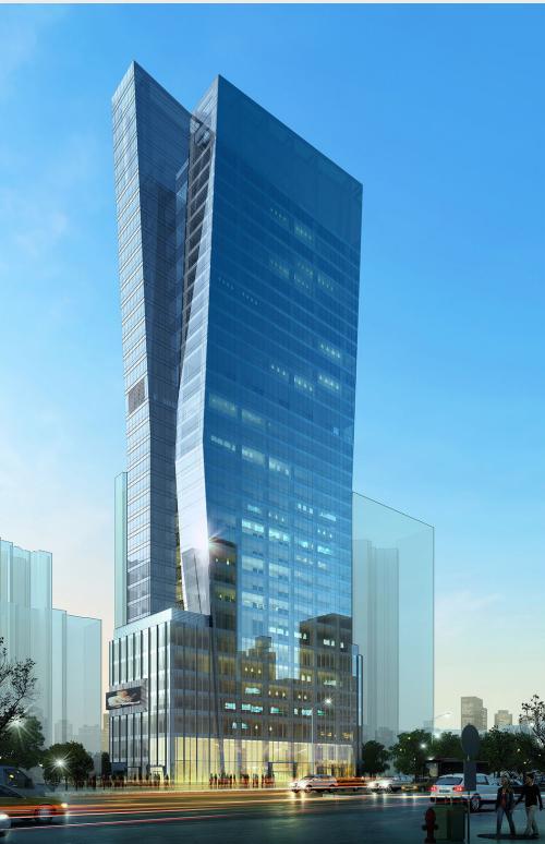 深圳办公室大厦图片